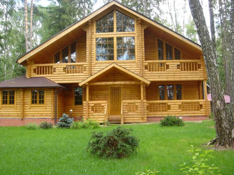 Строительство деревянных домов или