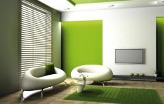 Creating interior