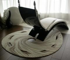 Designer handmade carpet