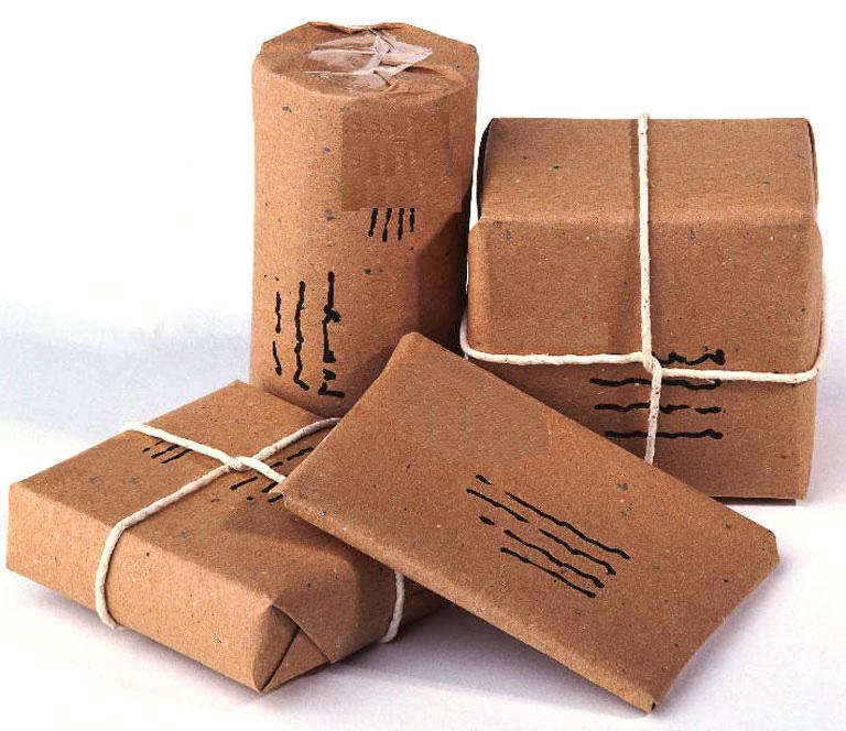- Post office parcel service ...