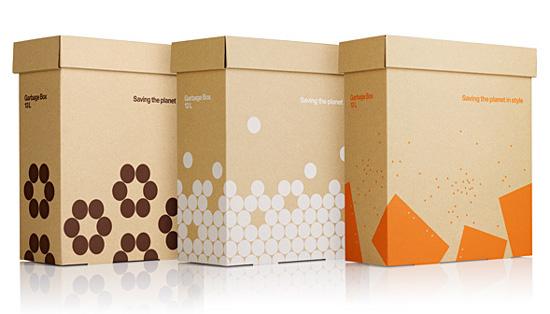 Development of packaging design