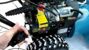 Diesel Power Tiller Centaur 2081D