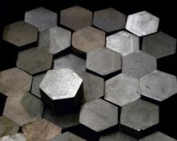 Hexagon in architecture