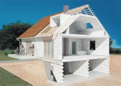 House of foam