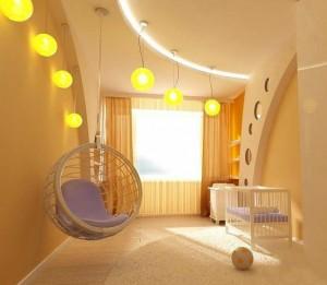 Installation of LED lamp