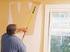 Insulation coating walls