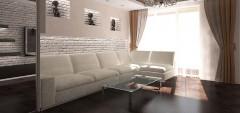 Interior designer apartment