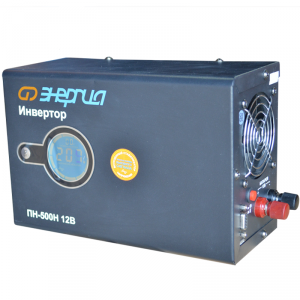 Inverters for gas heating boilers