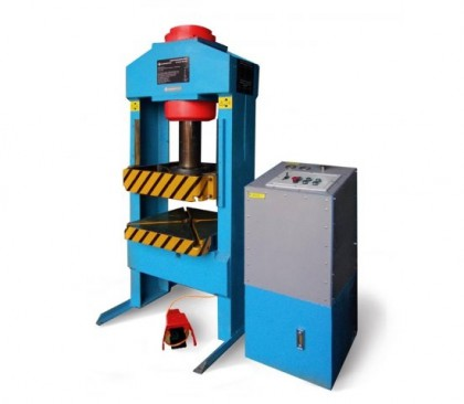 Job hydraulic press