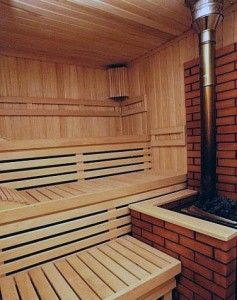 Деревянная баня
