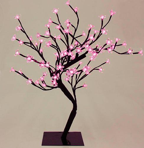 Новогодние деревья своими руками из гирлянды