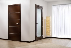 Manufacturing of doors