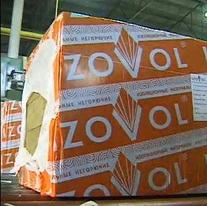 Mineral insulation Izovol