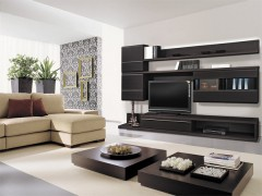 Modern modular furniture for the living room