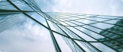 Modern translucent structures