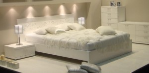Modular furniture for the bedroom