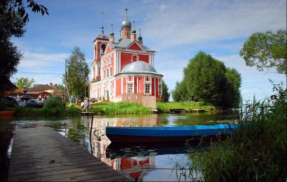 Monasteries Pereslavl
