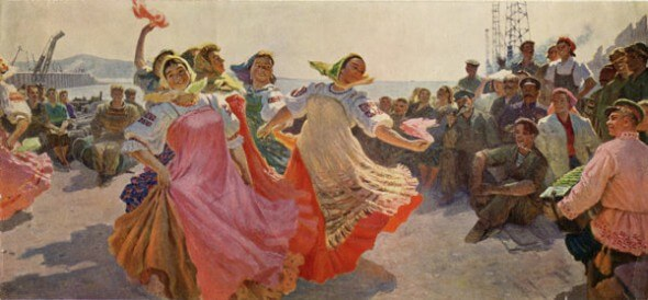 Painting of the Soviet period