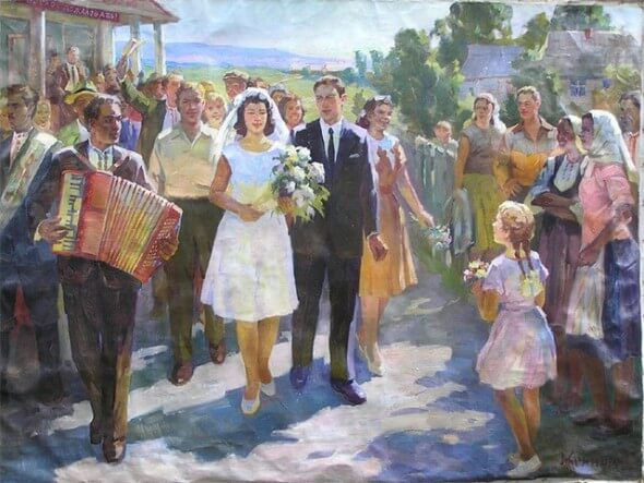 Painting of the Soviet period2
