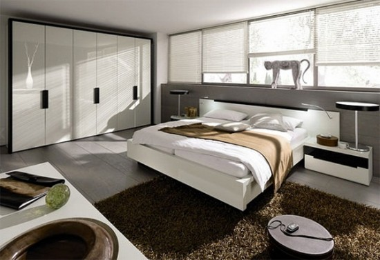 Perfect bedroom design