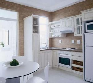 Planning a corner kitchen