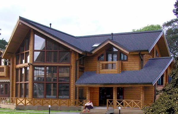 проекты финских деревянных домов