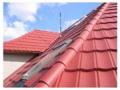 Roofing steel aluzinc