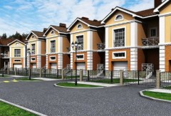 Раздел загородной недвижимости