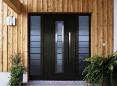 Selection and installation of exterior doors