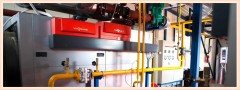 Service boiler