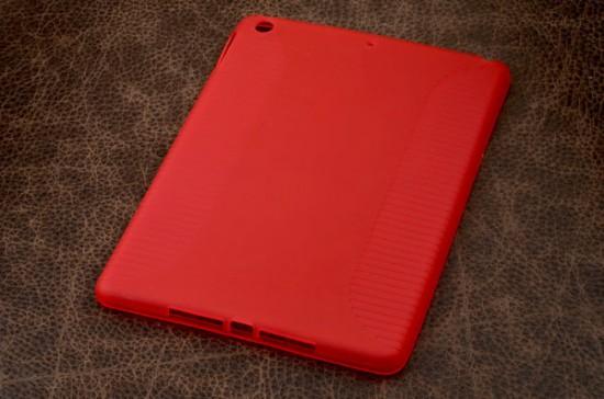 Silicone Case for iPad Matte