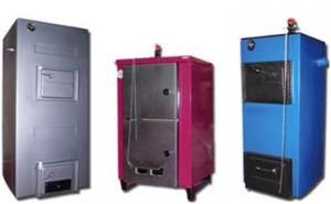 Solid boilers