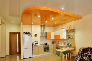 The choice of stretch ceilings
