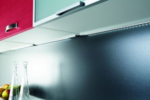 Touch LED lights for the kitchen