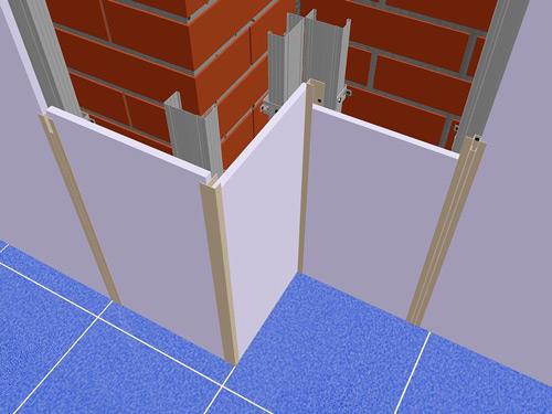 Монтаж внутреннего угла стеновых панелей пвх своими руками видео