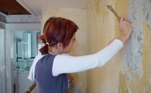 Как выравнивавать стены своими руками