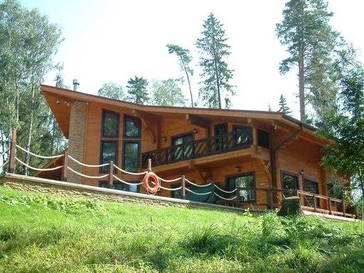 Бесплатные проекты деревянных домов