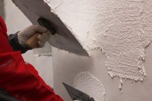 acrylic plaster