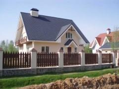 Особенности и преимущества металлических крыш
