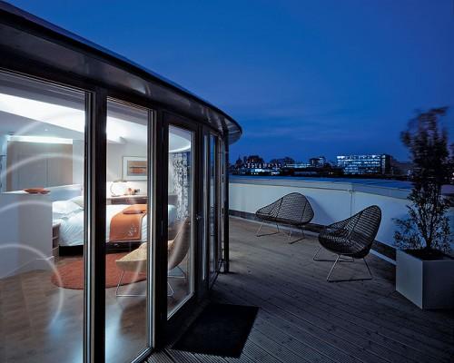 Конструкция балконного блока