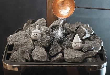 basalt for baths, базальт для бани
