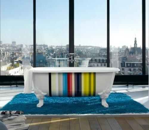 Комфорт и красота ванной комнаты
