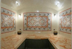 build a Turkish hamam