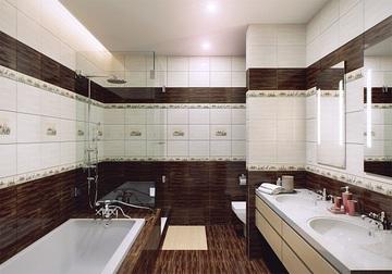 Дизайн для ванной комнаты своими руками