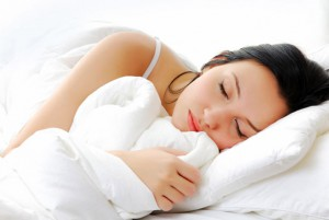 choose a pillow to sleep