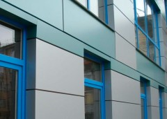 composite facade panels