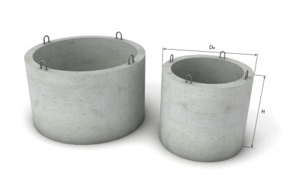 concrete rings for wells