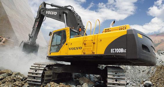 construction equipment for earthmoving
