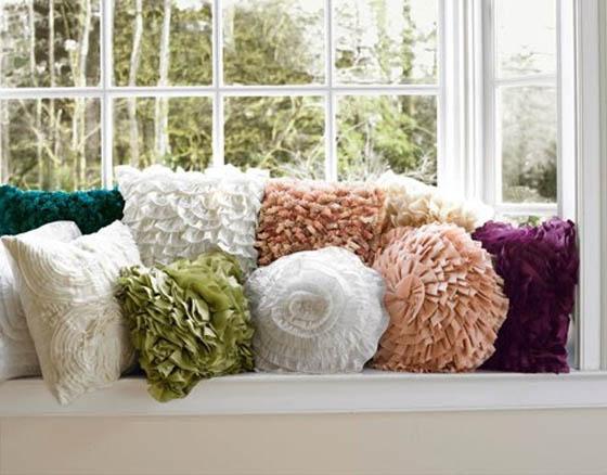 Как сшить подушку букву в своими руками