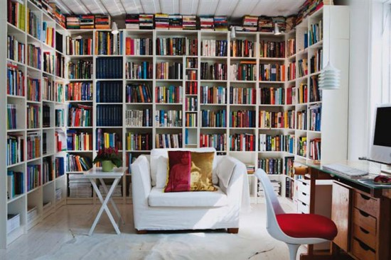 design home library